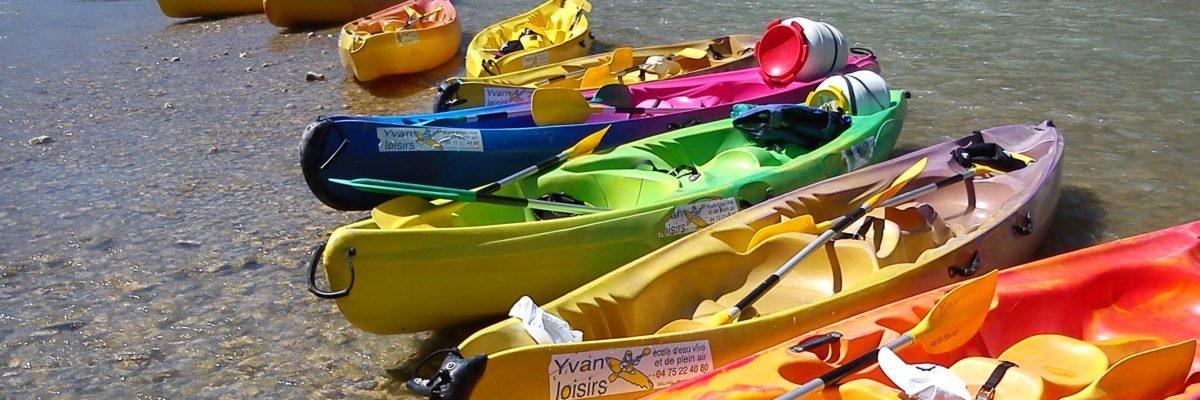 Canoe yvan loisirs