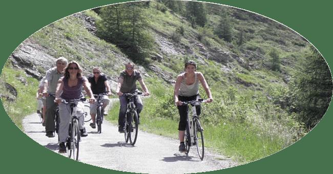 Electric bike rental Drôme